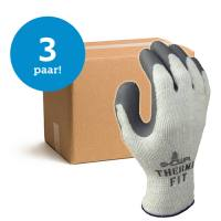 3 paar Showa 451 Thermohandschoen - SUPERDEAL